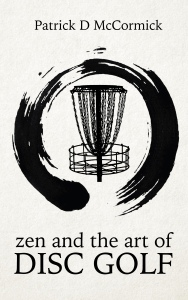 zen and the art of disc golf v2 cover amazon size