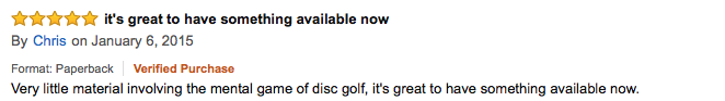 zen and the art of disc golf review13