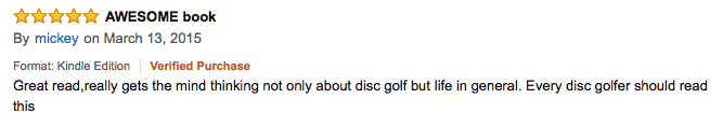 zen and the art of disc golf review18
