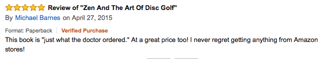 zen and the art of disc golf review26