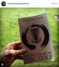 zen and the art of disc golf book fan image1