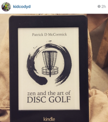 zen and the art of disc golf book fan image14