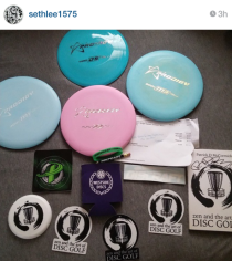 zen and the art of disc golf book fan image15