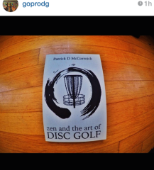 zen and the art of disc golf book fan image16