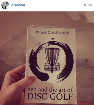 zen and the art of disc golf book fan image18