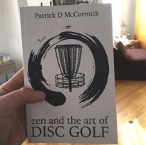 zen and the art of disc golf book fan image23