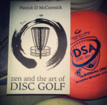 zen and the art of disc golf book fan image29