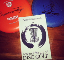 zen and the art of disc golf book fan image31