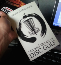 zen and the art of disc golf book fan image33