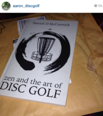 zen and the art of disc golf book fan image35