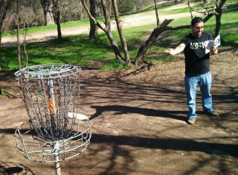 zen and the art of disc golf book fan image39