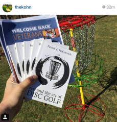 zen and the art of disc golf book fan image4
