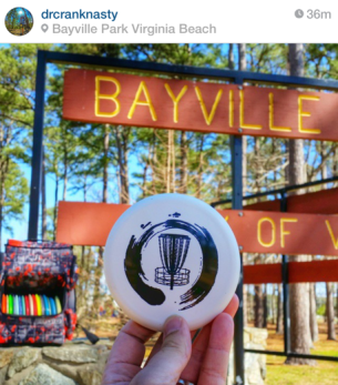 zen and the art of disc golf book fan image41