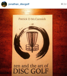 zen and the art of disc golf book fan image43
