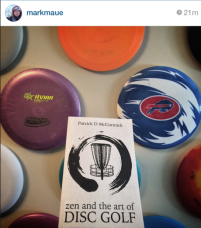 zen and the art of disc golf book fan image45