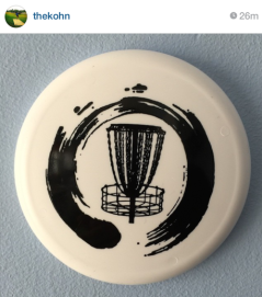 zen and the art of disc golf book fan image7