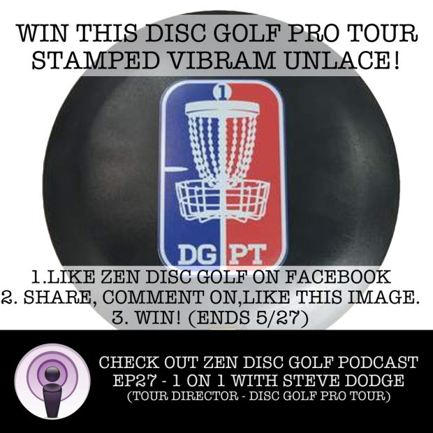 DISC GOLF PRO TOUR PODCAST
