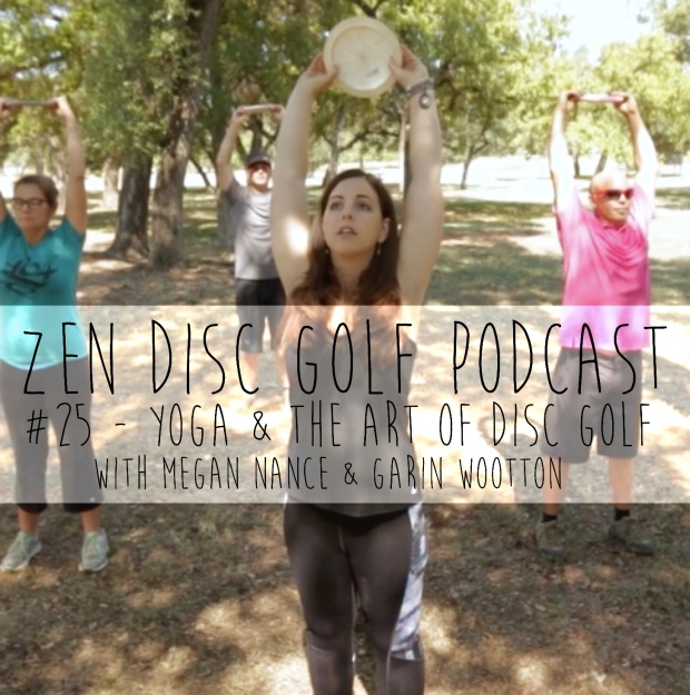 ZEN DISC GOLF EP25c