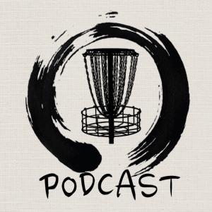 zen disc golf podcast logo