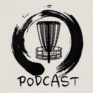 zen disc golf podcast logo